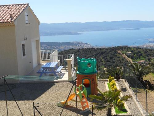 Gîtes Sassone : Guest accommodation near Alata