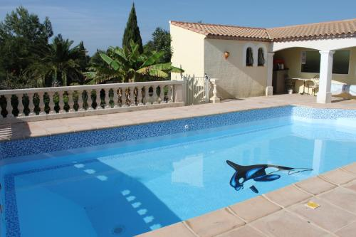 Le Clos Carretou : Bed and Breakfast near Cuxac-d'Aude