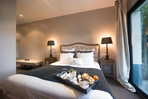 Hotel Le Clos De La Prairie : Hotel near Vironchaux