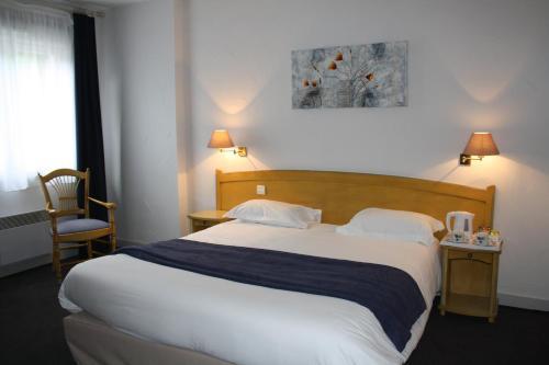Le Charollais : Motel near Liernolles