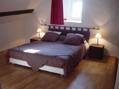 Chambre d hôtes Domaine Des Patrus : Guest accommodation near Romeny-sur-Marne