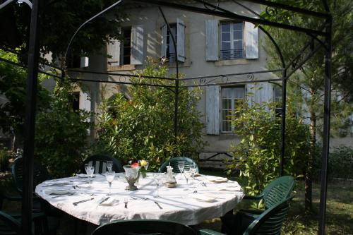 Chez Dyna - B&B : Bed and Breakfast near Montgradail