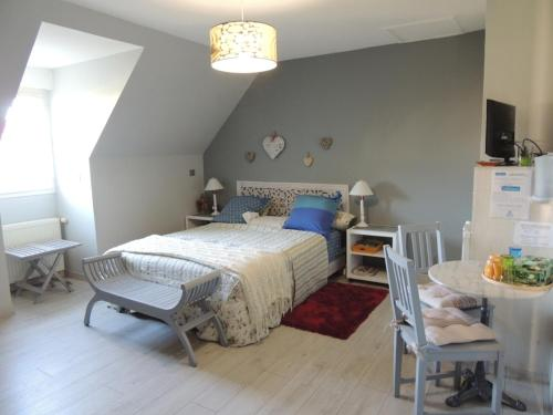 Le Millenium : Bed and Breakfast near Saint-Julien-sur-Calonne