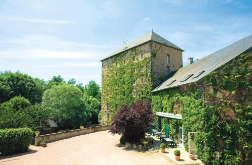 Auberge Du Moulin Marin : Hotel near Servilly
