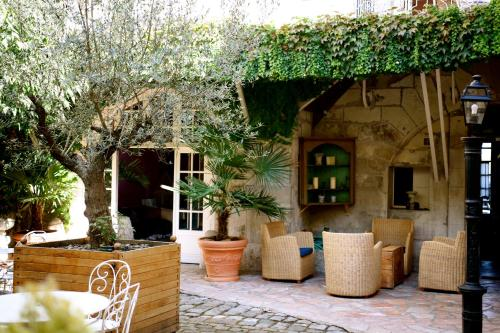 Le Patio & Spa : Guest accommodation near Varrains