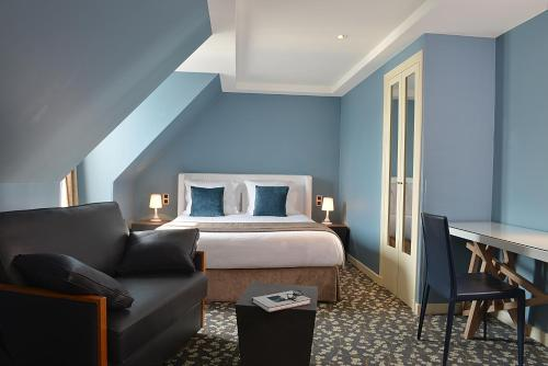 Grand Hôtel Malher : Hotel near Paris 4e Arrondissement