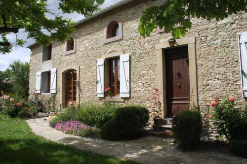 Maison Iris : Guest accommodation near Brézilhac