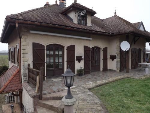 La Pleignetude : Bed and Breakfast near Dambenoît-lès-Colombe
