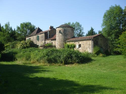 Chambres d'hôtes Les Sonatines : Bed and Breakfast near Lavaurette