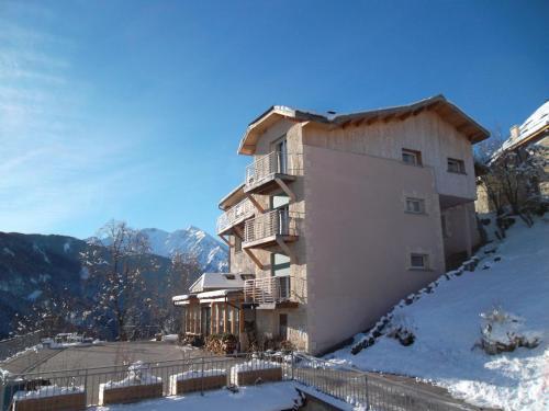 La Charlisa : Guest accommodation near Uvernet-Fours