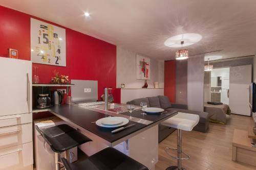Pom d'Api : Apartment near Jacou