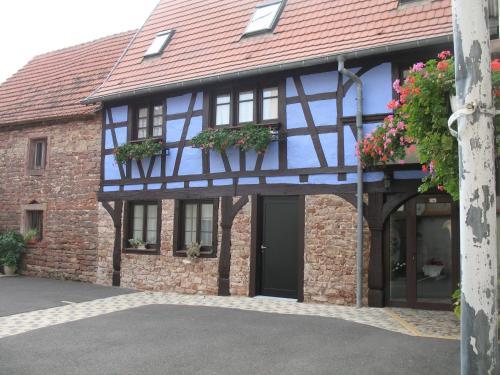 Les Chambres du Marlenberg : Hotel near Friedolsheim