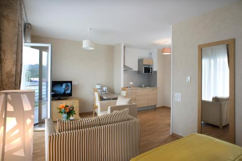 Domitys Les Clefs d'Or : Guest accommodation near Momuy