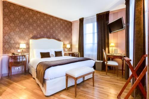 Eiffel Trocadéro : Hotel near Paris 16e Arrondissement