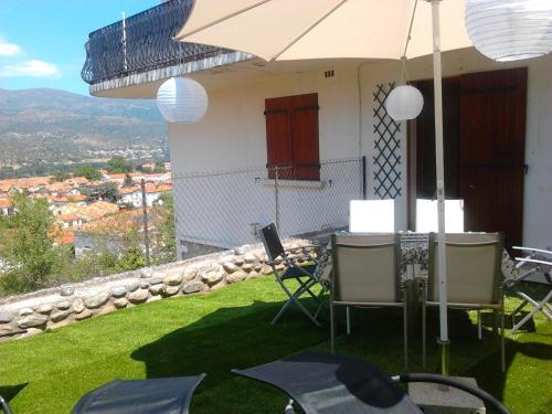 Casa Bellamonte : Apartment near Codalet