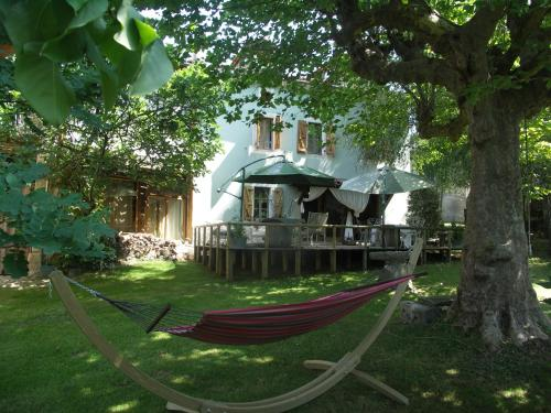 Haras Picard du Sant : Bed and Breakfast near La Bastide-du-Salat