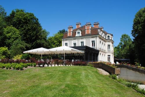 Château de La Dame Blanche - Logis : Hotel near Villers-Bouton