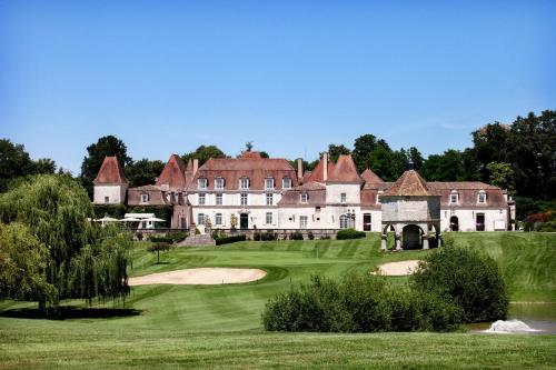 Château des Vigiers : Hotel near Saint-André-et-Appelles