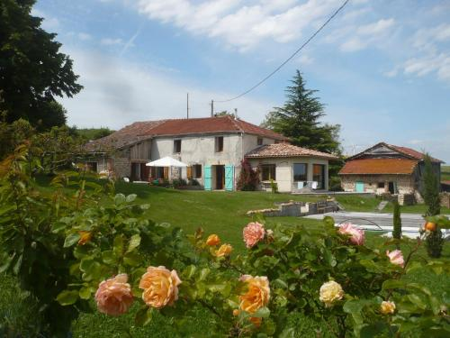 Les Garennes : Guest accommodation near Moras-en-Valloire