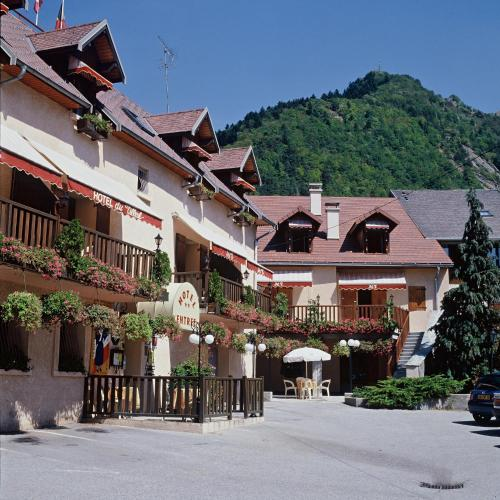 Annexe de L'Hotel de la Poste : Hotel near Saint-Jacques-en-Valgodemard