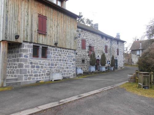 L'Auberge de Mazayes : Hotel near Saint-Ours