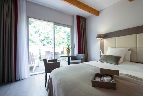 Quintessia Resort et Spa - Les Collectionneurs : Hotel near Orvault