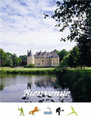 Chateau De Bertichères : Hotel near Serans