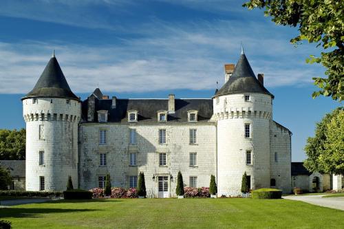 Château De Marçay : Hotel near Marçay