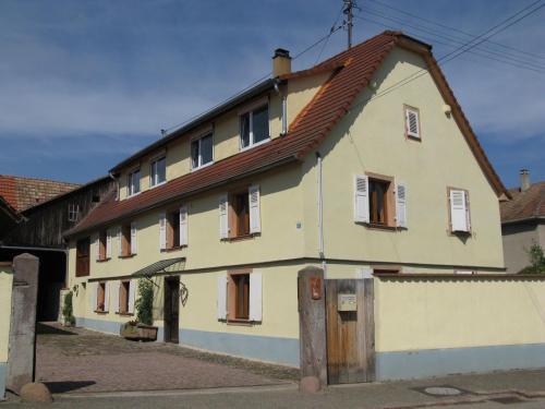 Maison Feuerbach : Apartment near Heidolsheim