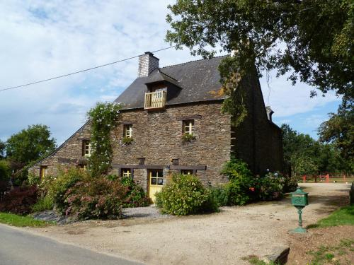 Relais de Chasse du XVIII Siècle : Bed and Breakfast near Saint-Vincent-sur-Oust