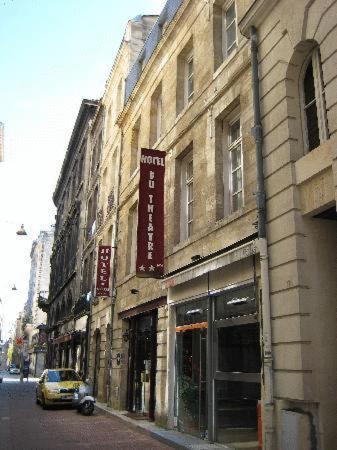 Hotel du Théâtre : Hotel near Bordeaux