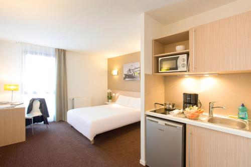 Aparthotel Adagio Access Le Havre Les Docks : Guest accommodation near Le Havre