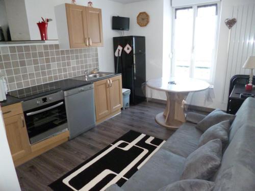 Résidence les Capucines : Apartment near Chastreix