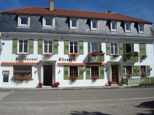 Hotel Elisabeth : Hotel near Sainte-Croix-aux-Mines