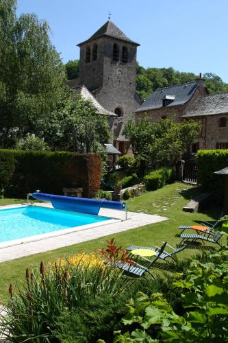 L'Auberge du Chateau : Hotel near Salles-la-Source