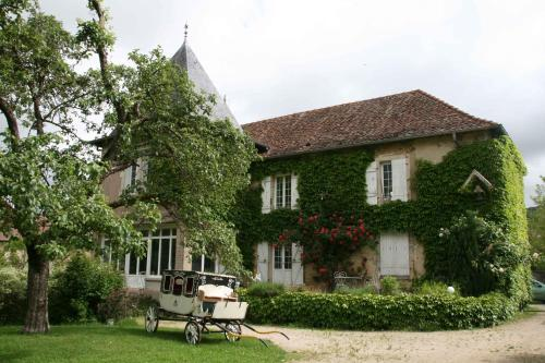 Domaine du Feyel : Guest accommodation near Consigny