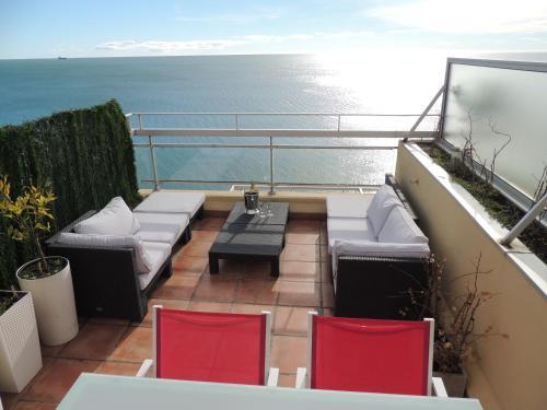 Appartement Vue Mer - Sète : Apartment near Sète