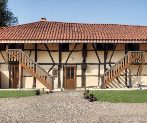Domaine des Brouilles : Bed and Breakfast near Pirajoux