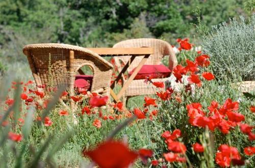 Maison Rouge : Guest accommodation near Saint-Zacharie