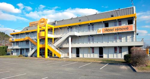 Premiere Classe Bordeaux Sud - Pessac Becquerel : Hotel near Gradignan
