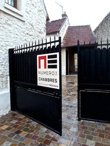 Numéro 3 : Hotel near Villiers-Saint-Fréderic