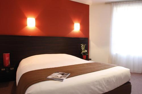 Appart'City Genève – Gaillard : Guest accommodation near Reignier-Esery