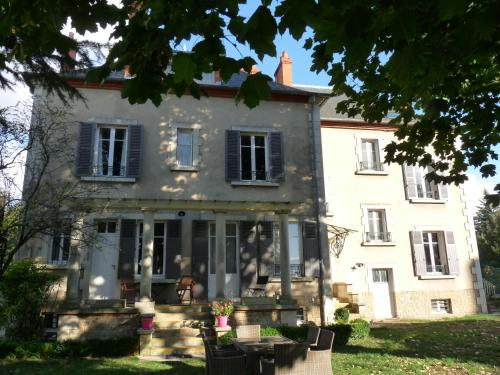 Chambres d'Hôtes Côté Parc-Côté Jardin : Bed and Breakfast near Germigny-sur-Loire