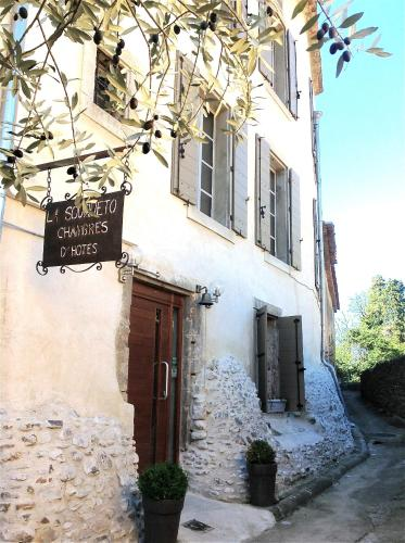 La Souqueto : Bed and Breakfast near Villedaigne