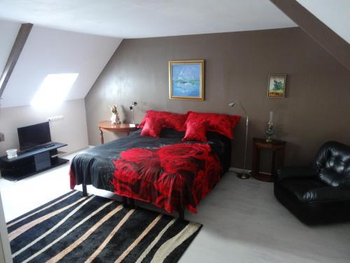 Aux Fées Des Grèves : Bed and Breakfast near Roz-sur-Couesnon