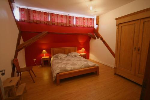 Gite Du Vigneron : Apartment near Turckheim