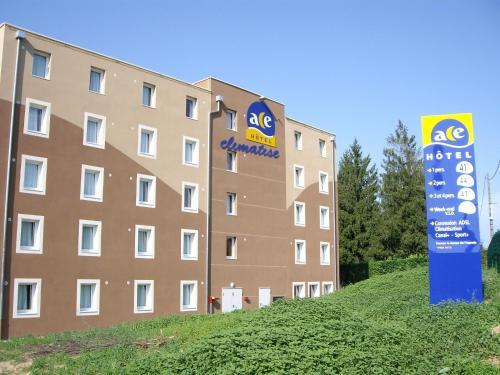 Ace Hotel Brive : Hotel near Lissac-sur-Couze