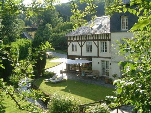 Au Moulin Saint Nicol B&B : Bed and Breakfast near Gonneville-sur-Honfleur