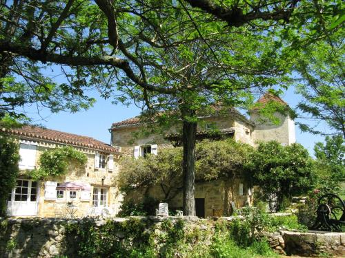 La Theroniere : Bed and Breakfast near Prayssac