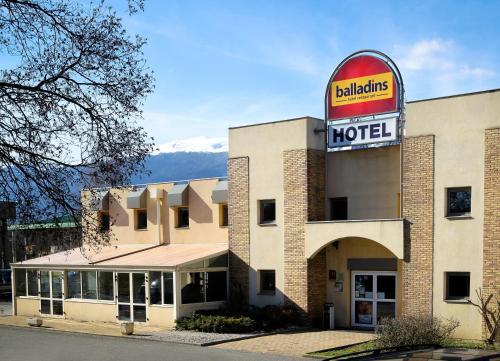 Hôtel balladins Genève / St-Genis Pouilly : Hotel near Léaz